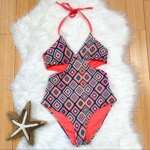 SAHA one piece bathing suit, M.